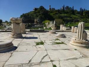Eleusis near Athens