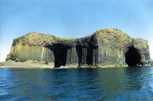 Staffa, inner Hebrides, Scotland