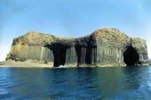 Staffa, inner Hebrides, Scotland