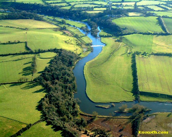 The Boyne River Valley