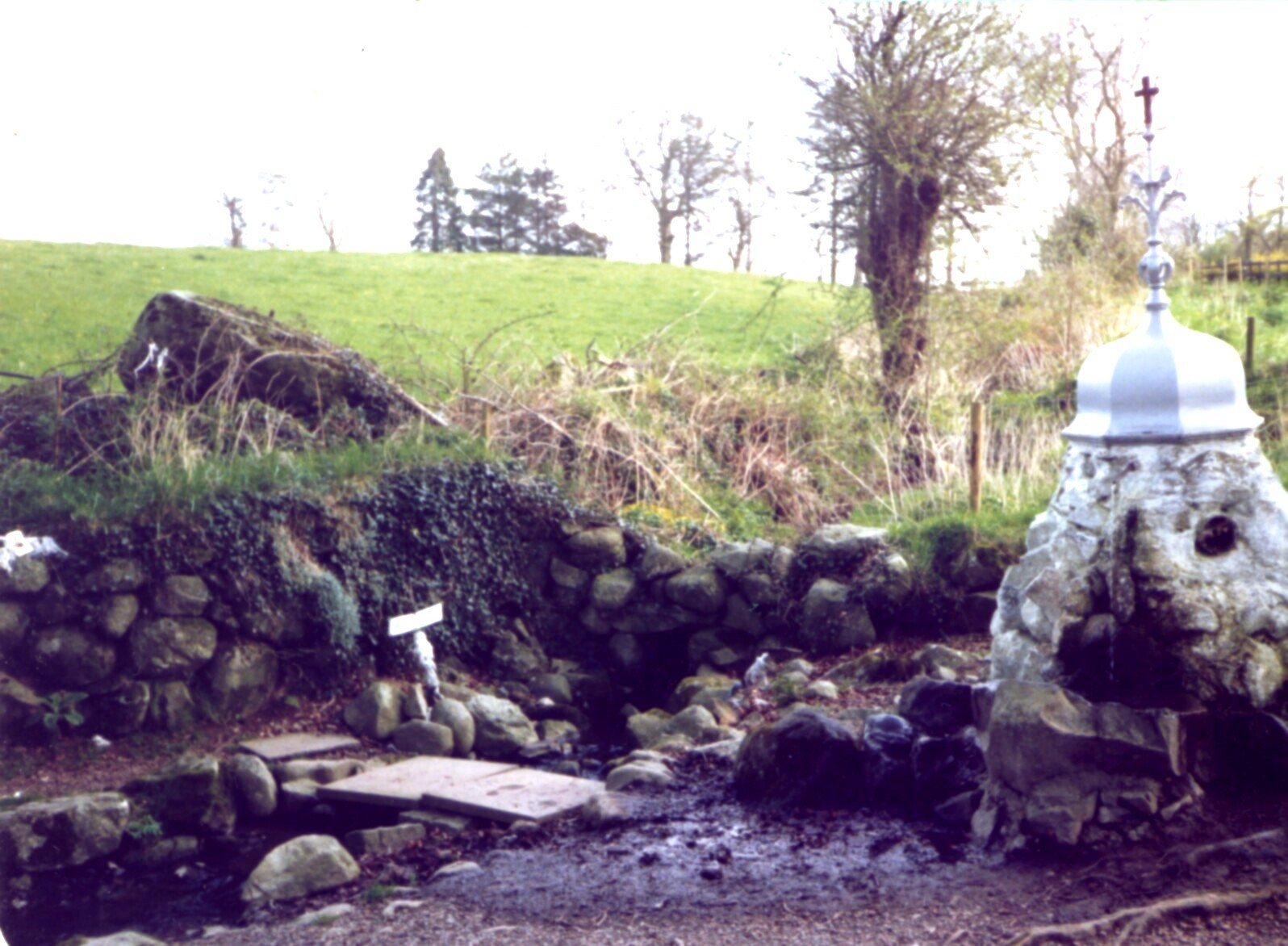 Brigid's Well at Fochard Bríde