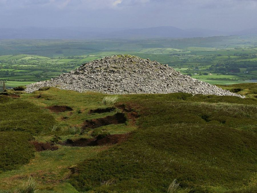 cairn on Carrowkeel