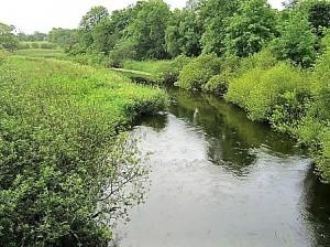 River Unshin.
